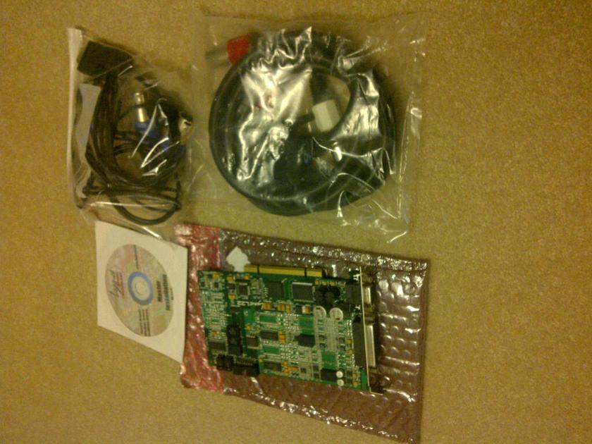 Lynx L22 DAC, Sound card