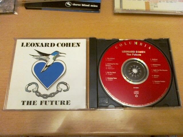 Leonard Cohen -  - The Future (US Edition)