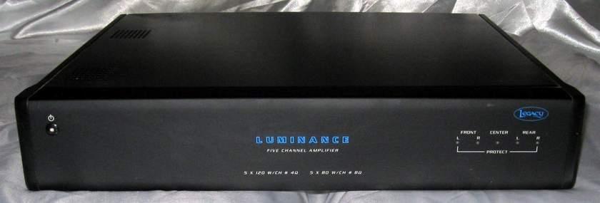 Legacy Audio Luminance amp