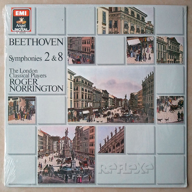Sealed EMI Digital   NORRINGTON/BEETHOVEN - Symphonies Nos. 2 & 8