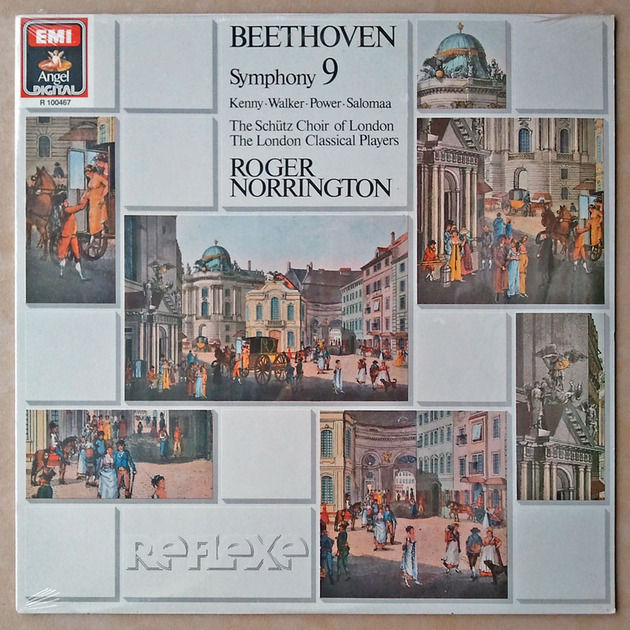 Sealed EMI Digital | NORRINGTON/BEETHOVEN - Symphony No. 9