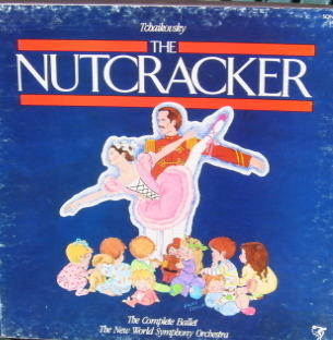 SEALED Nutcracker 2LP - on Sine Quo Non new world symphony