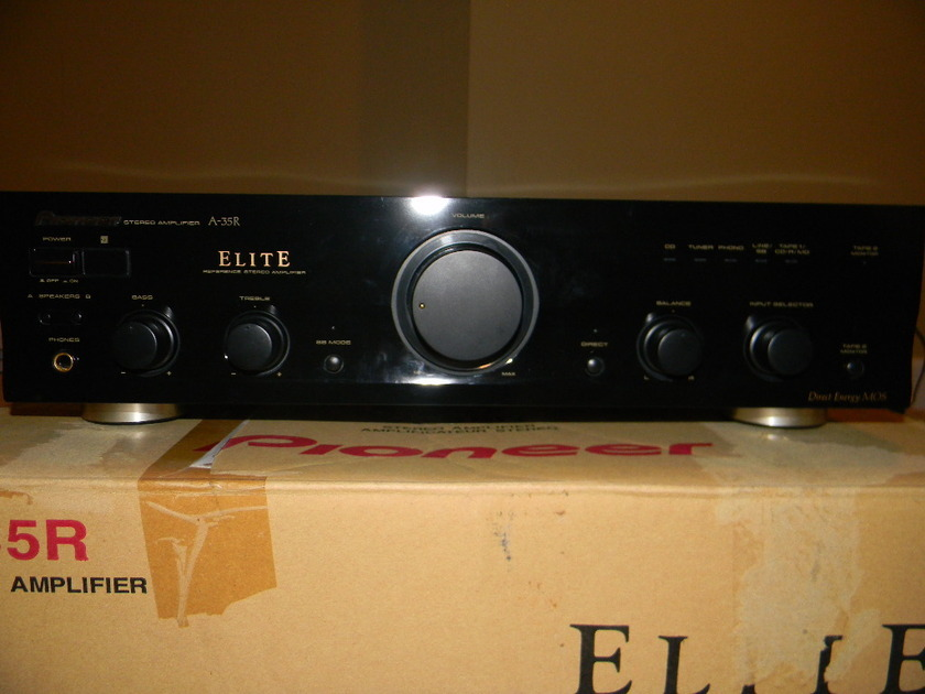 Pioneer A-35R Integrated Amplifier