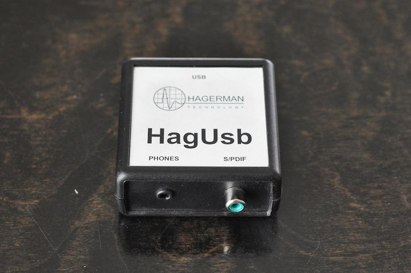 Hagerman Technology HagUsb USB to S/PDIF Converter