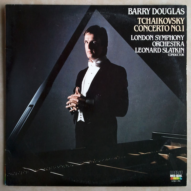 RCA Digital | BARRY DOUGLAS/TCHAIKOVSKY - Piano Concerto No. 1