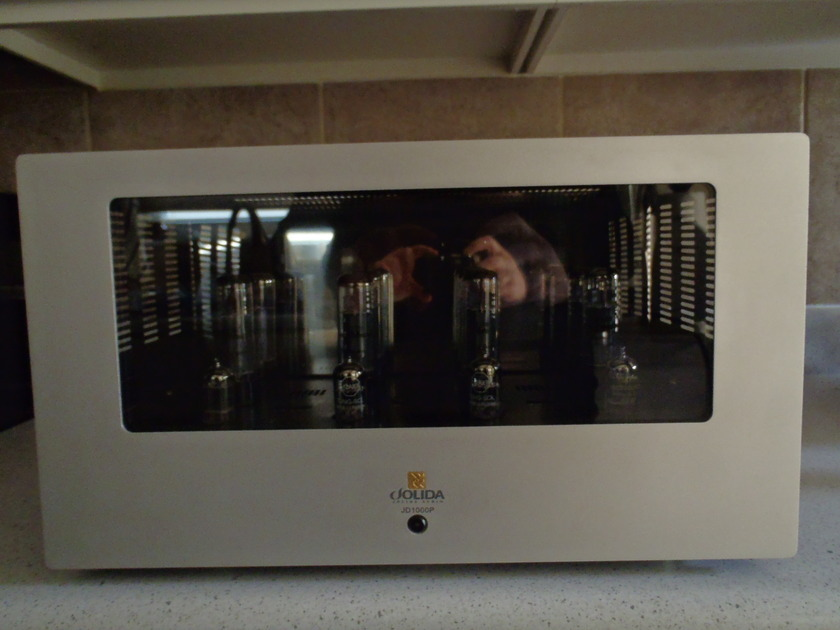 Jolida JD1000P 100wpc EL34 based power amplifier