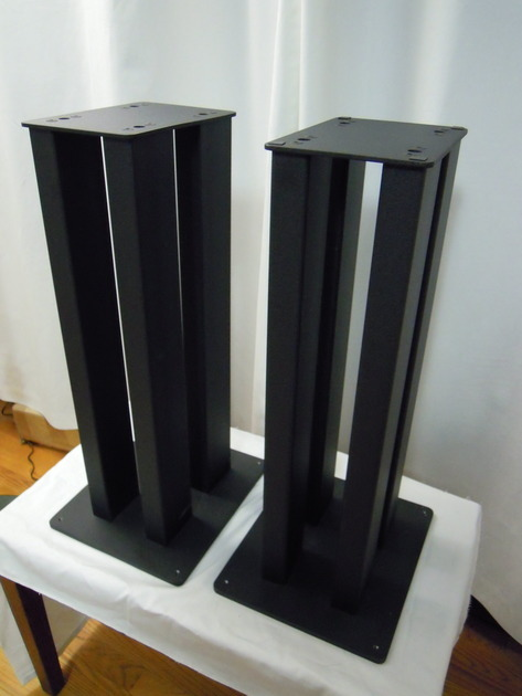 Totem Acoustic 4S Speaker Stands - 24-inch tall (black)