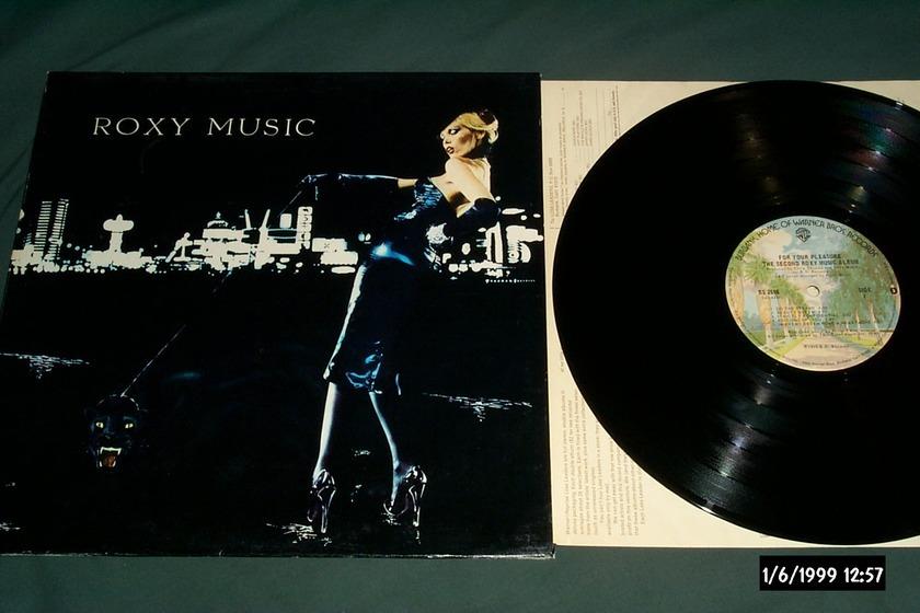 Roxy Music - For Your Pleasure LP NM