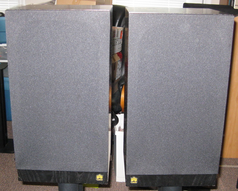 Castle Warwick speakers.