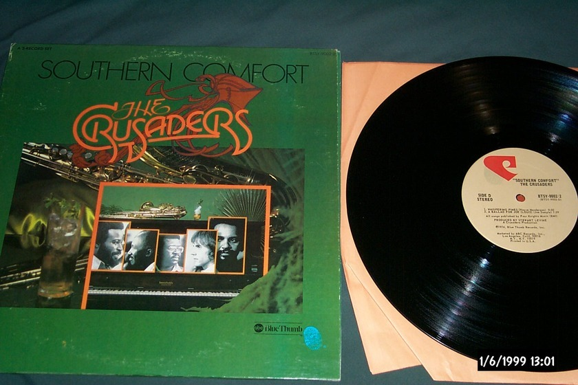 The Crusaders - Southern Comfort 2 LP NM