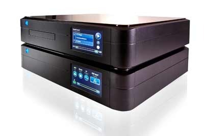 PS Audio Perfectwave DAC (+bridge) + Memory player transport (EU voltage - Black)