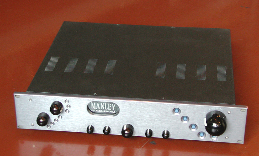 MANLEY Labs  SteelHead,  excellent and complete