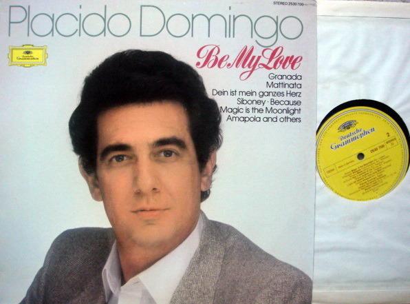 DGG / PLACIDO DOMINGO, - Be My Love, NM!