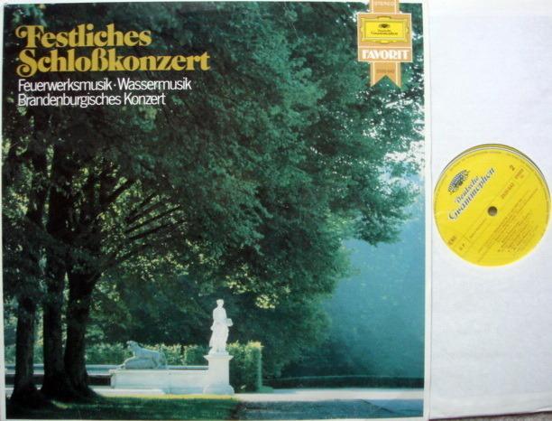 DG / KUBELIK-KARAJAN-MACKERRAS, - Bach Brandenburg Concerto No.3, NM!