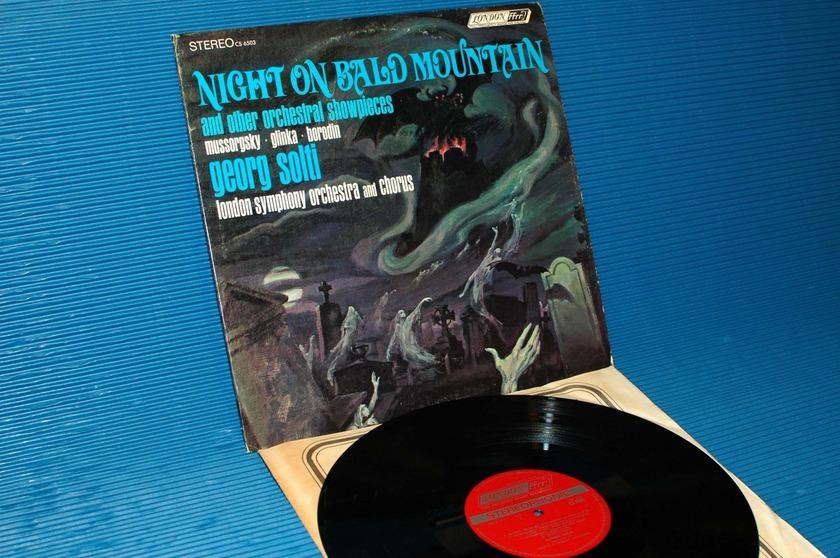 "MOUSSORGSKY/Solti -  - ""Night On Bald Monutain"" - London 1967"