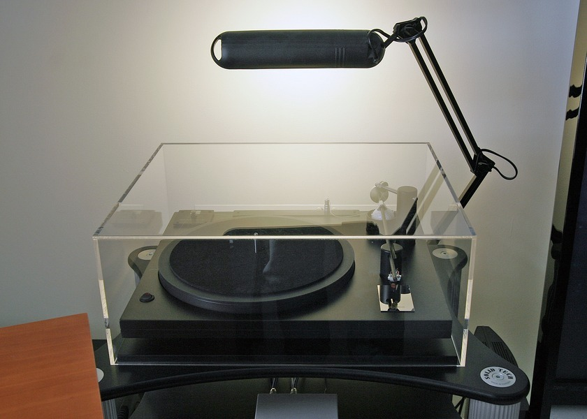 Stereo Squares Turntable Dust Covers Amadeus, SME 20/3, Roskan, Vpi