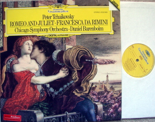 DG Digital / BARENBOIM-CSO, - Tchaikovsky Romeo & Juliet, NM!