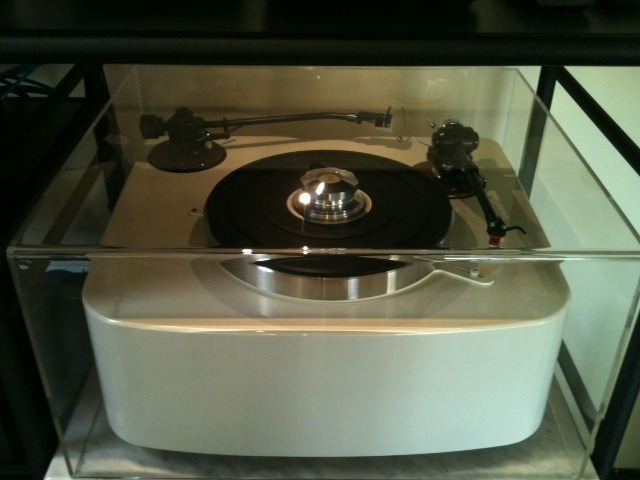 Stereo Squares Audio Turntable  Lenco, Nottingham, SME , TW Acoustic  Raven Acrylic Dust Covers