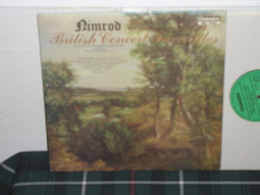Dunn/BournemouthSO - Elgar/Nimrod analog CHANDOS from 70's.