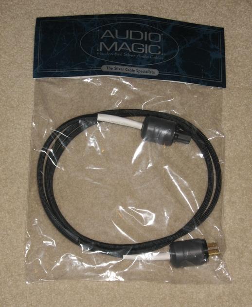Audio Magic - Liquid Air Power Cable *the Liquid Sound* (Free Trial)!