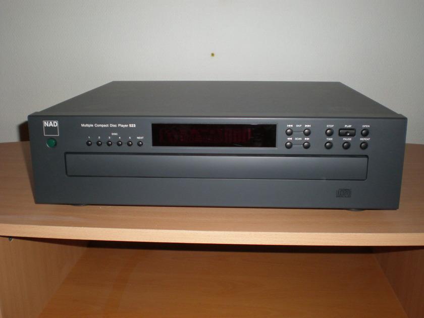 NAD 523 Cd Changer