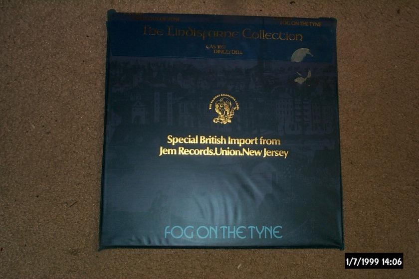 Lindisfarne - Lindisfarne Collection 3 LP UK Vinyl NM
