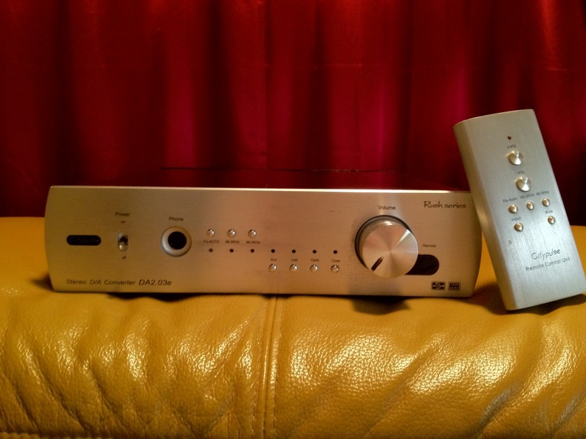 Citypulse Headphone DAC Amp DA2.03e - Free Shipping