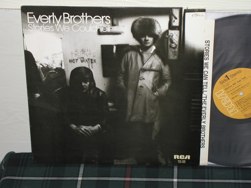 Everly Brothers - Stories We Could Tell  HQ Jpn Import LP