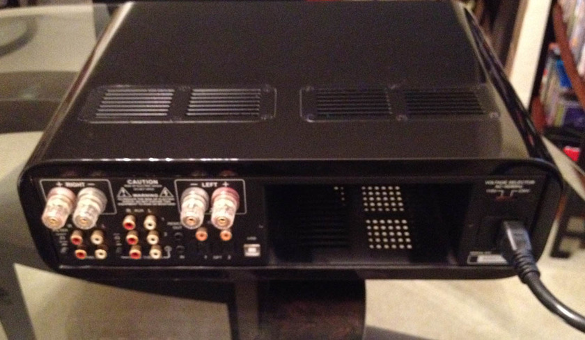 Peachtree Audio Nova Amplifier w/DAC