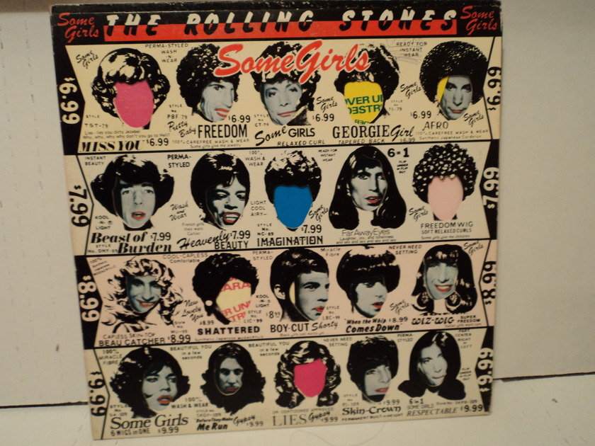 The Rolling Stones - Some Girls COC 39108 NM- Vinyl