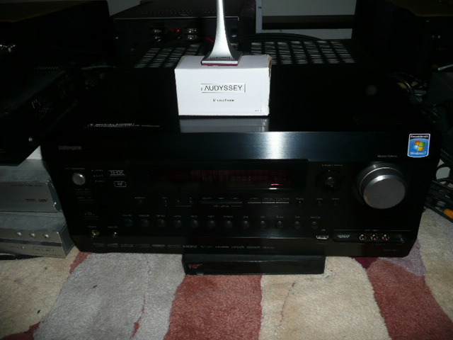 INTEGRA DHC 80.1   9.2 channel AUDYSSEY