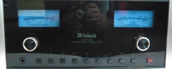 McIntosh MA6300
