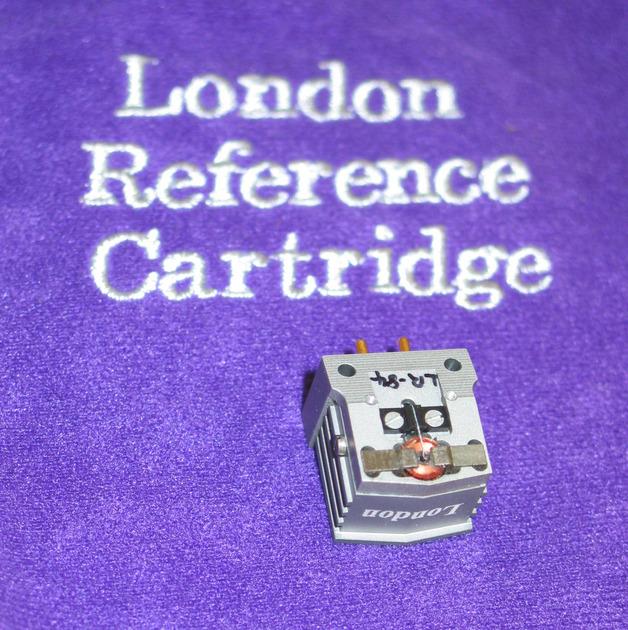London Decca Reference Phono Cartridge
