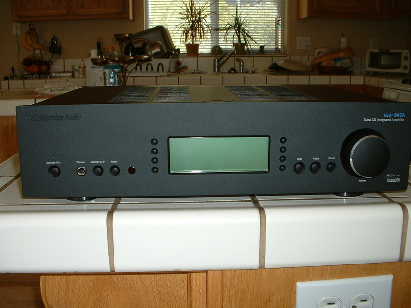 Cambridge Audio Azur 840A Integrated Amp