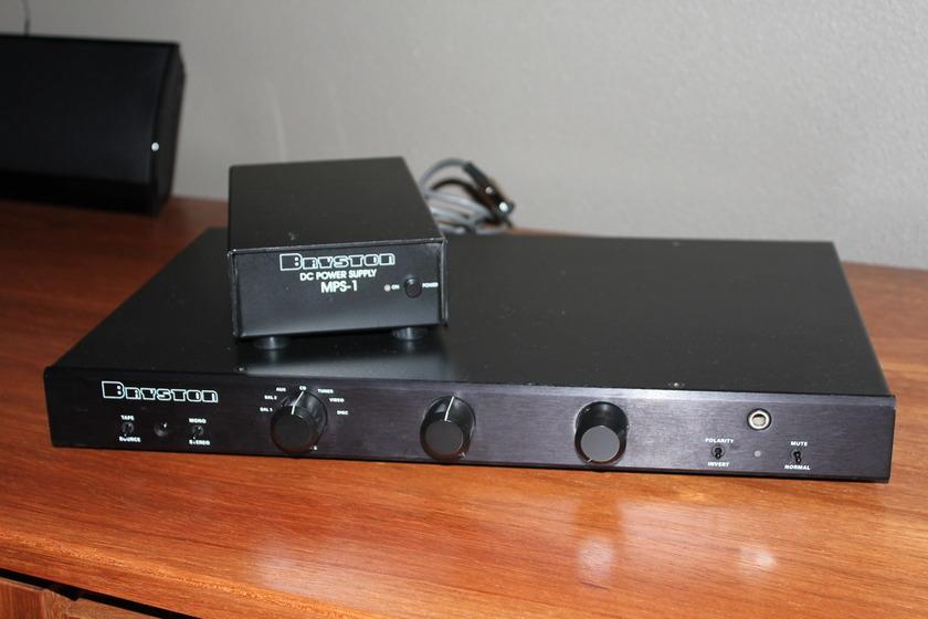 Bryston BP-25 Audiophile Pre-Amp & Power Supply