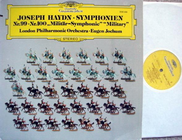 DG / JOCHUM-LPO, - Haydn Symphony No.99 & No.100 Military, NM!