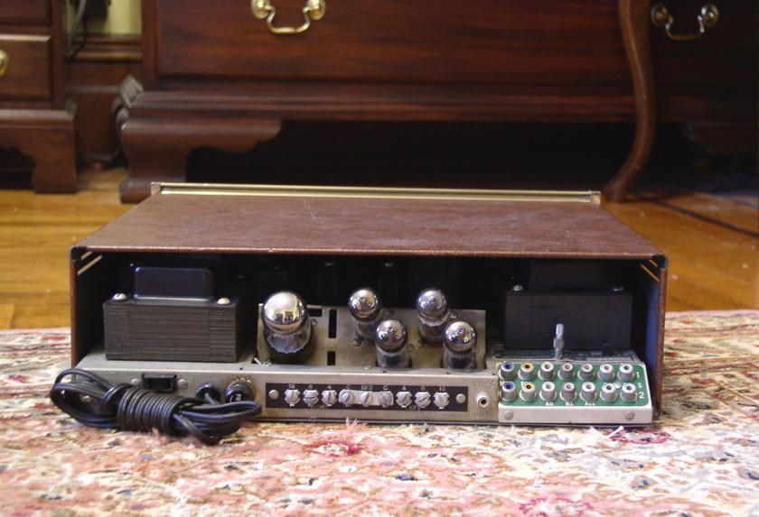Sherwood Tube Amplifier S-5000 Nice