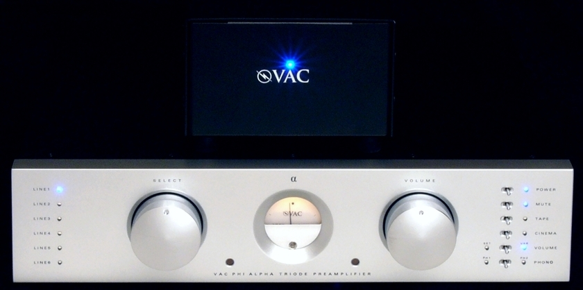 VAC- Phi Alpha          PRE-AMPLFIER  breathtaking and extraordinary