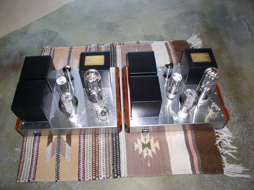 Sophia Electric 845 tube monoblocks