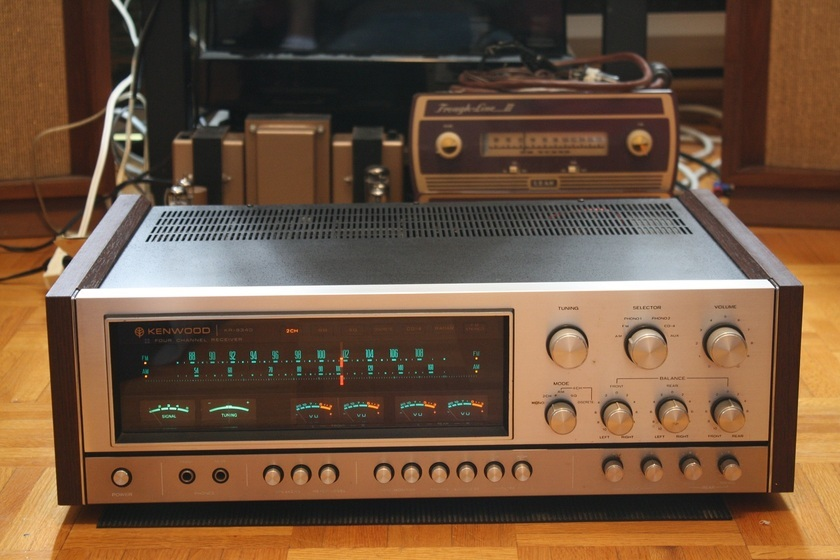 Kenwood  KR-9340 TOTL Receiver