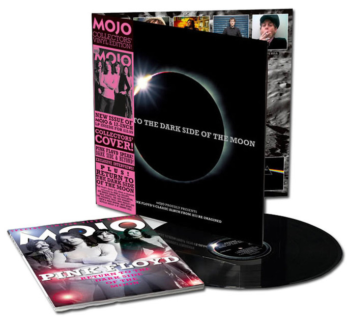 Pink Floyd - Return To The Dark Side Of The Moon Lmtd. Edition vinyl LP + collector magazine [Sealed]