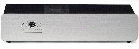 Atoll Electronique AM100 power amplifier (silver)