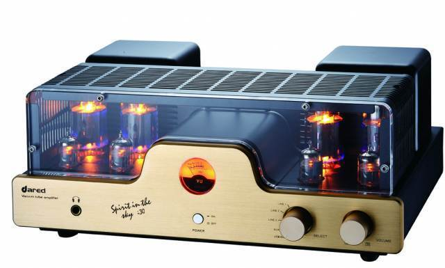 New 2012 Dared Integrated amp: I-30 world tube amp, limit Ed Best sound per $