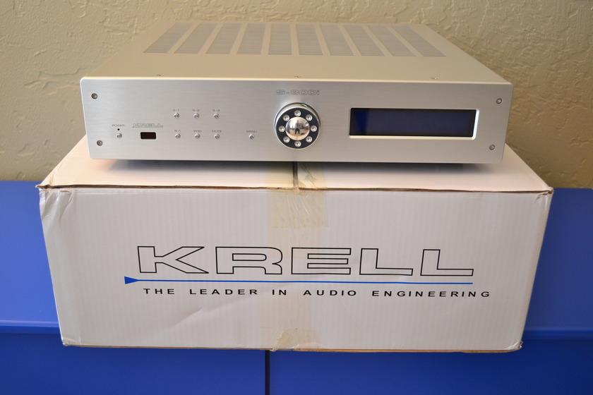Krell S-300i Integrated Amplifier