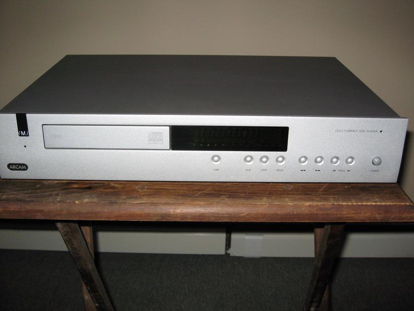 Arcam FMJ CD23T CD Player