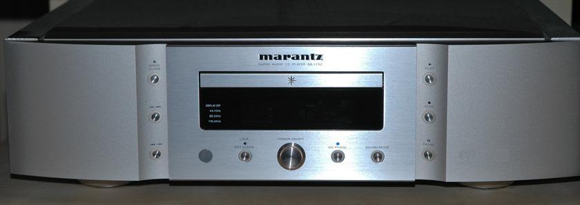 Marantz  SA-11S2 reference sacd/cd player
