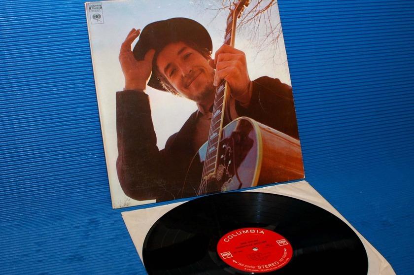 """BOB DYLAN - - """"Nashville Skyline"""" - CBS 1969 1st pressing hot stamper"""
