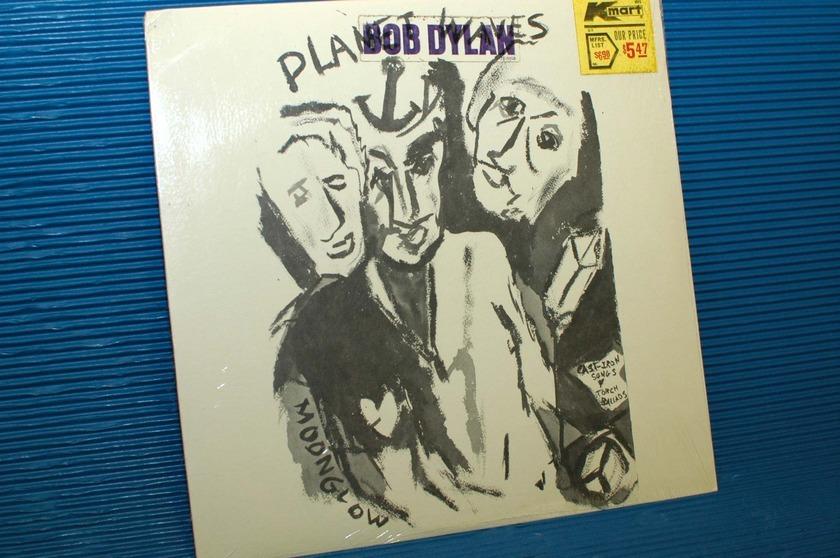 "BOB DYLAN -  - ""Planet Waves"" - Asylum 1974 Sealed! rare"