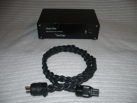 VansEvers Unlimiter w/ DIY braided power cord!