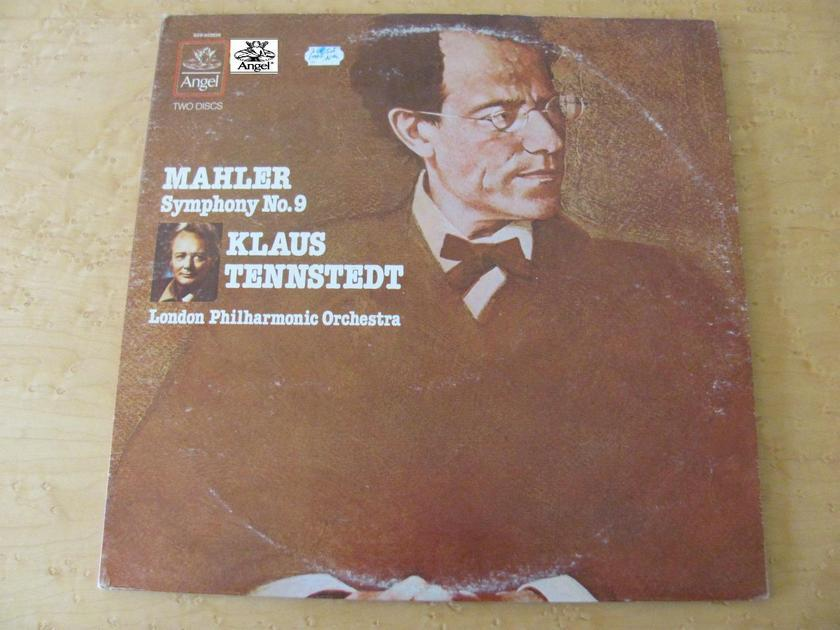 Mahler: Symphony No. 9,  - Angel Records, Klaus Tennstadt, London Philharmonic Orchestra, NM